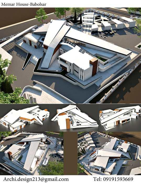 خانه ی معمار بابلسر